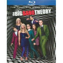 Big Bang Theory, The: The Complete Sixth Season (Blu-ray  2012)
