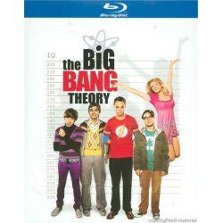 Big Bang Theory, The: The Complete Second Season (Blu-ray  2008)