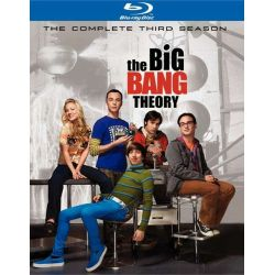 Big Bang Theory, The: The Complete Third Season (Blu-ray  2009)
