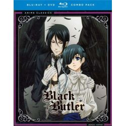 Black Butler: Complete First Season (Blu-ray + DVD) (Blu-ray  2008)