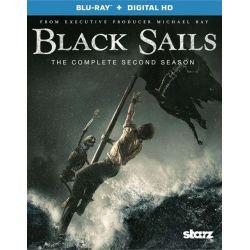 Black Sails: The Complete Second Season (Blu-ray + UltraViolet) (Blu-ray  2015)