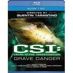 CSI: Crime Scene Investigation - Grave Danger (Blu-ray + DVD Combo) (Blu-ray  2005)