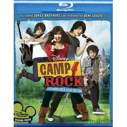Camp Rock: Extended Rock Star Edition (Blu-ray  2008)