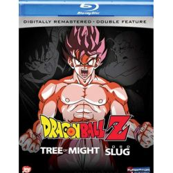 Dragon Ball Z: Tree Of Might / Lord Of Slug (Double Feature) (Blu-ray )