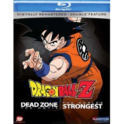 Dragon Ball Z: Dead Zone - The Movie / Dragon Ball Z: The World's Strongest (Double Feature) (Blu-ray  1989)