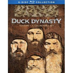 Duck Dynasty: Seasons One - Three - Collector's Set (Blu-ray )