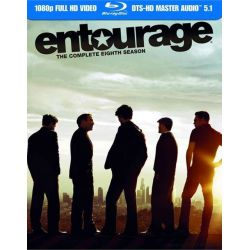 Entourage: The Complete Eighth Season (Blu-ray  2011)