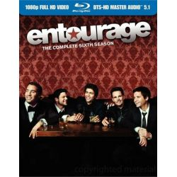 Entourage: The Complete Sixth Season (Blu-ray  2009)