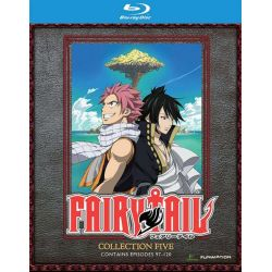 Fairy Tail: Collection Five (Blu-ray + DVD Combo) (Blu-ray  2009)