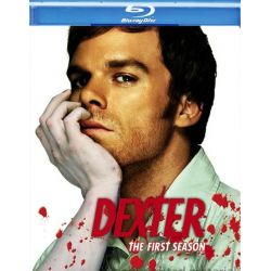 Dexter: The First Season (Blu-ray  2006)