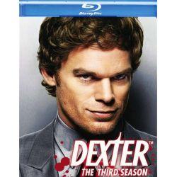 Dexter: The Third Season (Blu-ray  2008)