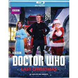 Doctor Who: Last Christmas (Blu-ray  2014)