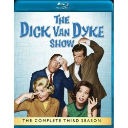 Dick Van Dyke Show, The: Season 3 (Blu-ray  1963)