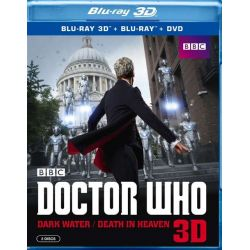 Doctor Who: Dark Water / Death In Heaven (Blu-ray 3D + Blu-ray + DVD) (Blu-ray )