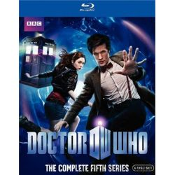 Doctor Who: The Complete Fifth Series (Blu-ray  2010)