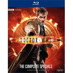 Doctor Who: The Complete Specials (Blu-ray )