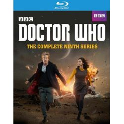 Doctor Who: The Complete Ninth Series (Blu-ray  2014)