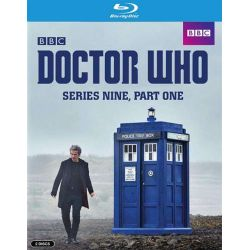 Doctor Who: Series Nine - Part One (Blu-ray )