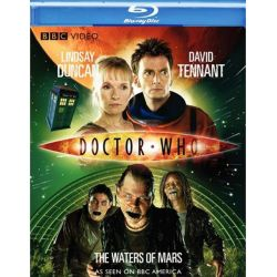 Doctor Who: The Waters Of Mars (Blu-ray  2009)
