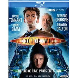 Doctor Who: The End Of Time, Parts One & Two (Blu-ray  2009)