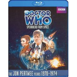 Doctor Who: Spearhead From Space - Special Edition (Blu-ray  1970)