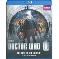 Doctor Who: The Time Of The Doctor (Blu-ray  2014)