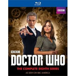 Doctor Who: The Complete Eighth Series (Blu-ray  2014)