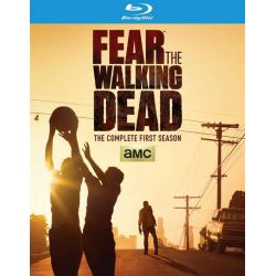 Fear The Walking Dead: The Complete First Season (Blu-ray  2015)