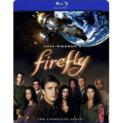 Firefly: The Complete Series (Blu-ray  2002)
