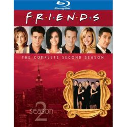 Friends: The Complete Second Season (Blu-ray  1995)