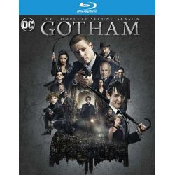 Gotham: The Complete Second Season (Blu-ray + UltraViolet) (Blu-ray  2015)