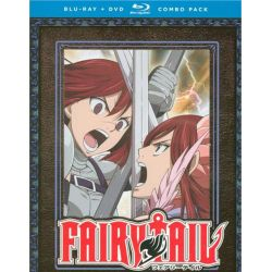Fairy Tail: Part Eight (Blu-ray + DVD Combo) (Blu-ray )