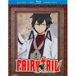 Fairy Tail: Part Twelve (Blu-ray + DVD Combo) (Blu-ray )