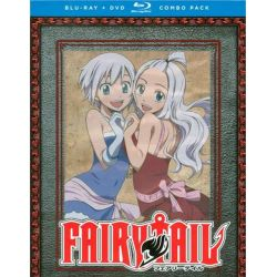 Fairy Tail: Part Nine (Blu-ray + DVD Combo) (Blu-ray )