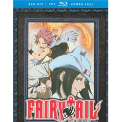 Fairy Tail: Part Six (Blu-ray + DVD Combo) (Blu-ray  2011)