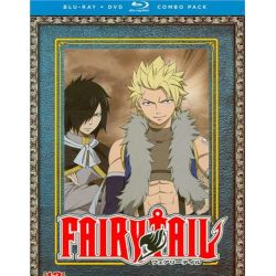 Fairy Tail: Part Thirteen (Blu-ray + DVD Combo) (Blu-ray )