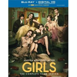 Girls: The Complete Third Season (Blu-ray + UltraViolet) (Blu-ray  2014)