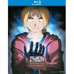 Fullmetal Alchemist: Brotherhood - Part 1 (Blu-ray )