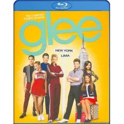 Glee: The Complete Fourth Season (Blu-ray  2012)