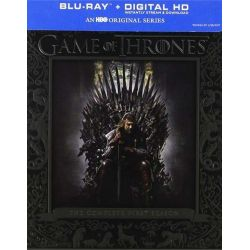 Game of Thrones: The Complete First Season (Blu-ray + Digital Copy) (Blu-ray )
