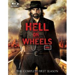 Hell On Wheels: The Complete First Season (Blu-ray  2011)