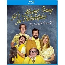 It's Always Sunny In Philadelphia: Season 7 (Blu-ray  2011)