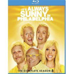 It's Always Sunny In Philadelphia: Season 8 (Blu-ray  2012)