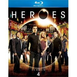 Heroes: Season 4 (Blu-ray  2009)