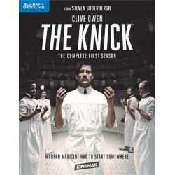 Knick, The: The Complete First Season (Blu-ray + UltraViolet) (Blu-ray  2014)