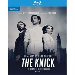 Knick, The: The Complete Second Season (Blu-ray + UltraViolet) (Blu-ray  2015)