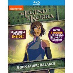 Legend Of Korra, The: Book Four - Balance (Blu-ray  2014)