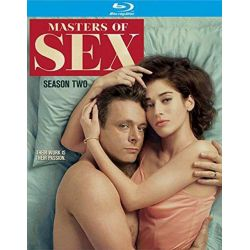 Masters Of Sex: The Complete Second Season (Blu-ray + UltraViolet) (Blu-ray  2014)
