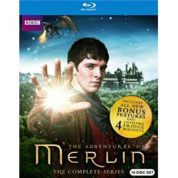 Merlin: The Complete Series (Blu-ray )