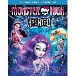 Monster High: Haunted (Blu-ray + DVD + UltraViolet) (Blu-ray  2015)